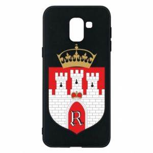 Phone case for Samsung J6 Radom coat of arms