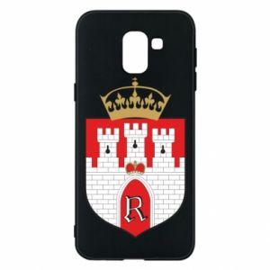 Samsung J6 Case Radom coat of arms