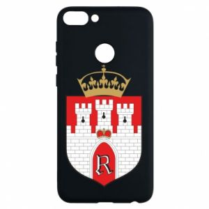 Phone case for Huawei P Smart Radom coat of arms