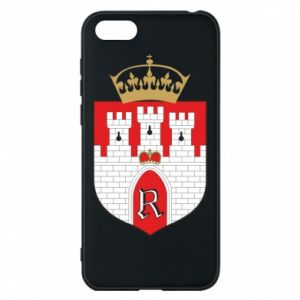 Phone case for Huawei Y5 2018 Radom coat of arms