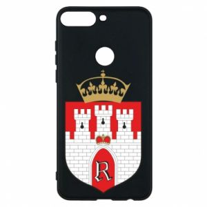 Phone case for Huawei Y7 Prime 2018 Radom coat of arms