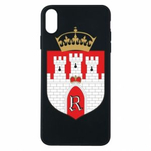 Phone case for iPhone Xs Max Radom coat of arms
