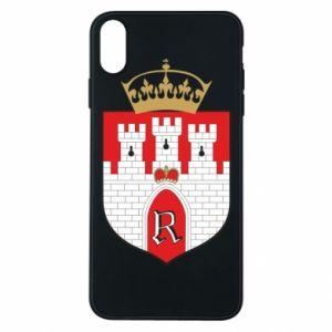 iPhone Xs Max Case Radom coat of arms