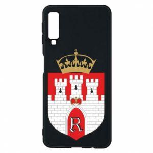 Samsung A7 2018 Case Radom coat of arms