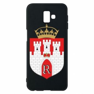 Samsung J6 Plus 2018 Case Radom coat of arms