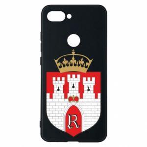 Xiaomi Mi8 Lite Case Radom coat of arms
