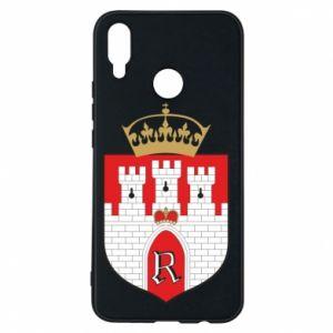 Huawei P Smart Plus Case Radom coat of arms