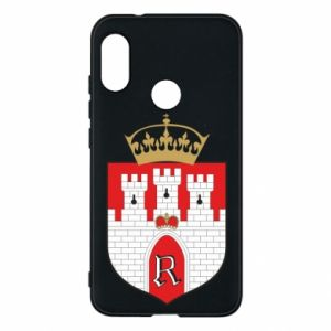 Phone case for Mi A2 Lite Radom coat of arms