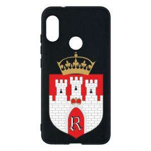 Mi A2 Lite Case Radom coat of arms