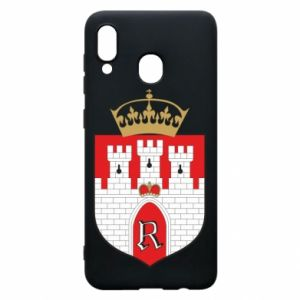 Phone case for Samsung A20 Radom coat of arms