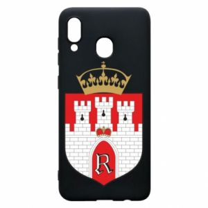 Phone case for Samsung A30 Radom coat of arms