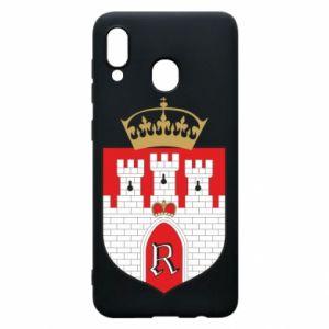 Samsung A30 Case Radom coat of arms