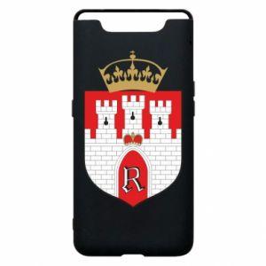 Samsung A80 Case Radom coat of arms