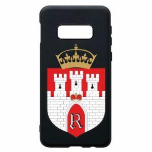 Samsung S10e Case Radom coat of arms