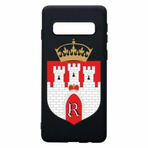 Phone case for Samsung S10 Radom coat of arms