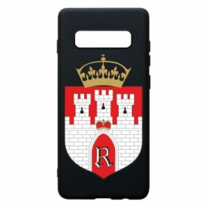 Samsung S10+ Case Radom coat of arms
