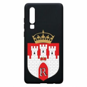 Phone case for Huawei P30 Radom coat of arms