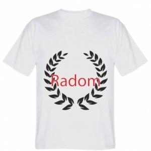 Koszulka Radom orzeł w liściach