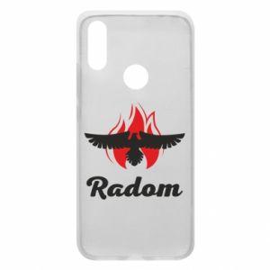Etui na Xiaomi Redmi 7 Radom orzeł w ogniu