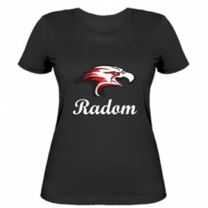 Women's t-shirt Radom
