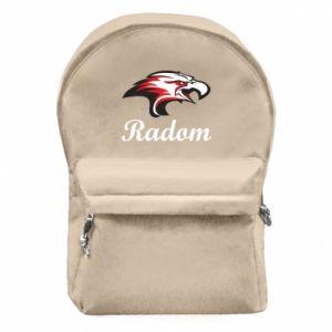 Plecak z przednią kieszenią Radom