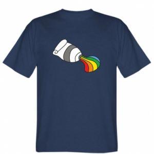 Koszulka Rainbow colors