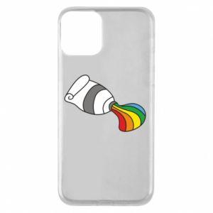 Etui na iPhone 11 Rainbow colors