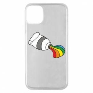 Etui na iPhone 11 Pro Rainbow colors