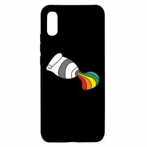 Etui na Xiaomi Redmi 9a Rainbow colors
