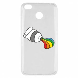 Etui na Xiaomi Redmi 4X Rainbow colors