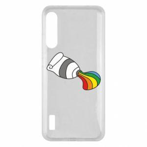 Etui na Xiaomi Mi A3 Rainbow colors