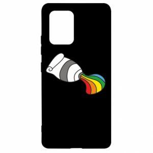 Etui na Samsung S10 Lite Rainbow colors