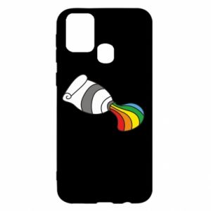 Etui na Samsung M31 Rainbow colors
