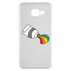 Etui na Samsung A3 2016 Rainbow colors