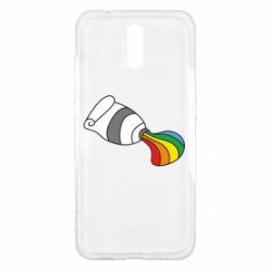 Etui na Nokia 2.3 Rainbow colors