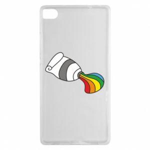 Etui na Huawei P8 Rainbow colors