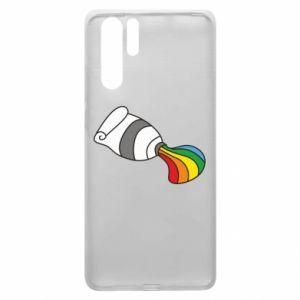 Etui na Huawei P30 Pro Rainbow colors