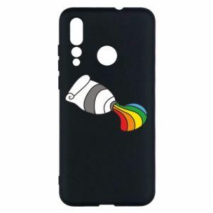 Etui na Huawei Nova 4 Rainbow colors