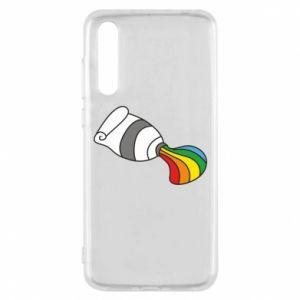 Etui na Huawei P20 Pro Rainbow colors