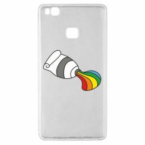 Etui na Huawei P9 Lite Rainbow colors