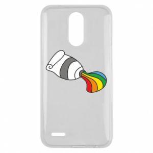 Etui na Lg K10 2017 Rainbow colors