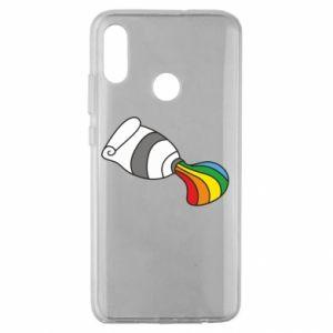 Etui na Huawei Honor 10 Lite Rainbow colors