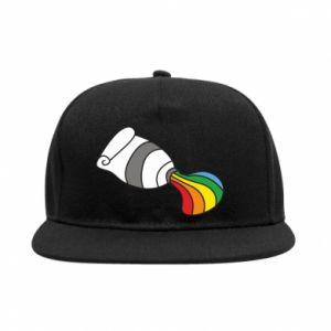 Snapback Rainbow colors