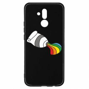 Etui na Huawei Mate 20 Lite Rainbow colors
