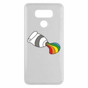 Etui na LG G6 Rainbow colors