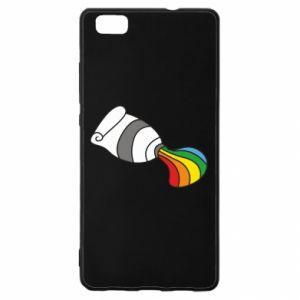 Etui na Huawei P 8 Lite Rainbow colors