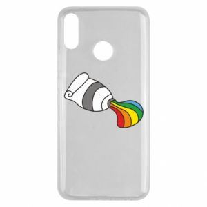 Etui na Huawei Y9 2019 Rainbow colors