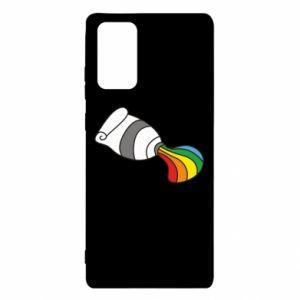 Etui na Samsung Note 20 Rainbow colors