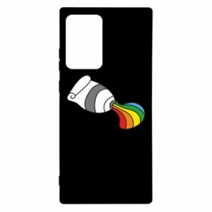 Etui na Samsung Note 20 Ultra Rainbow colors