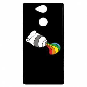 Etui na Sony Xperia XA2 Rainbow colors